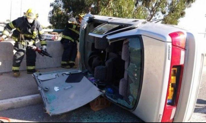 مصرع شخص في حادث سير بالقرب من بيسان