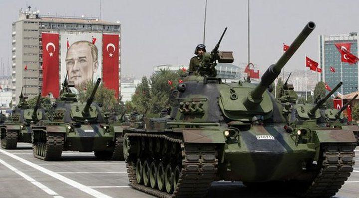تركيا تصادق على قرار بإرسال قوات عسكرية الى قطر