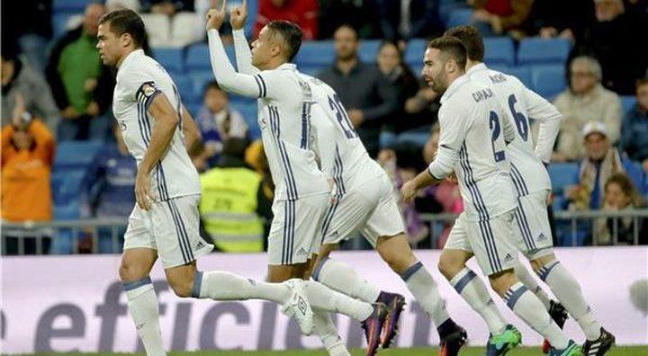 إسبانيول ينتظر تدخل اسينسيو لخطف لاعب ريال مدريد