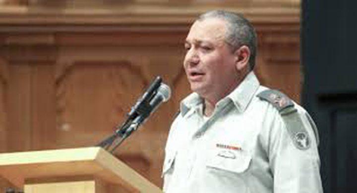آيزنكوت: وضع حزب الله معقد لكنه على رأس اولوياتنا