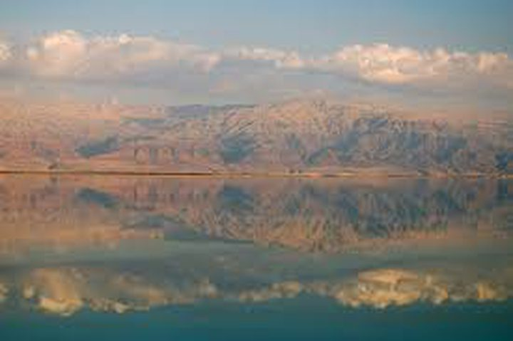 إكتشاف آثار كارثية قديمة تحت البحر الميت