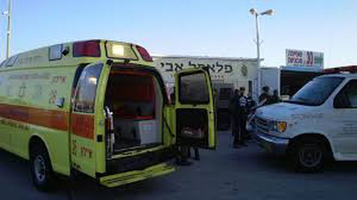 إصابة إسرائيلي بجراح خطيرة