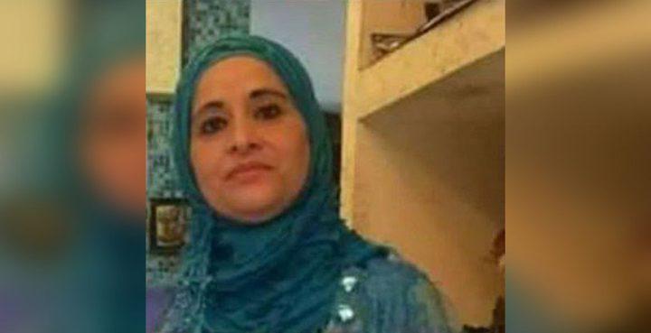 الإفراج عن والدة الأسير صادق أبو مازن