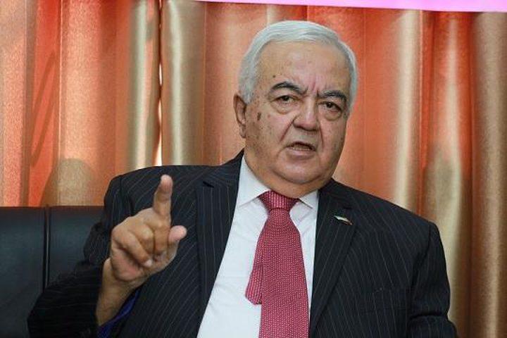 أبو شهلا: فلسطين تعاني من تنامي معدلات الفقر والبطالة