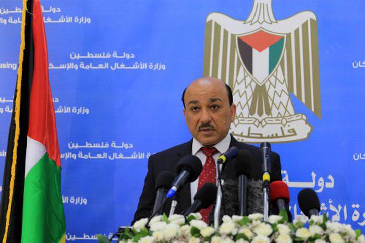 تحويل أربعة مليون دولار من المنحة الكويتية لإعمار غزة