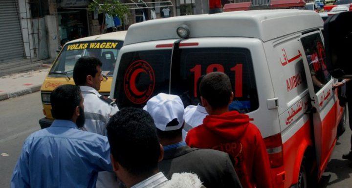 محاولة انتحار مواطن داخل بنك في غزة