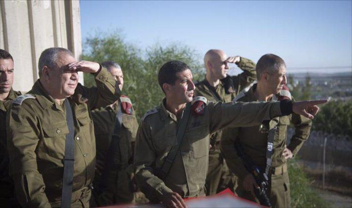 توقعات إسرائيلية بمواجهة عسكرية مع غزة