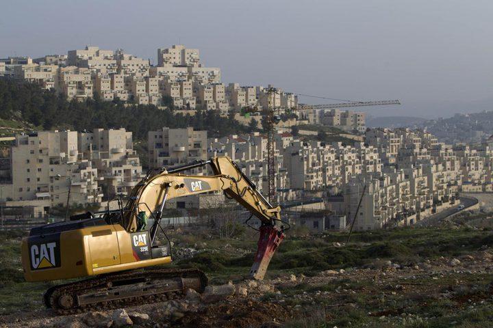 إسرائيل ماضية في خطة لبناء 1500 وحدة استيطانية بالضفة