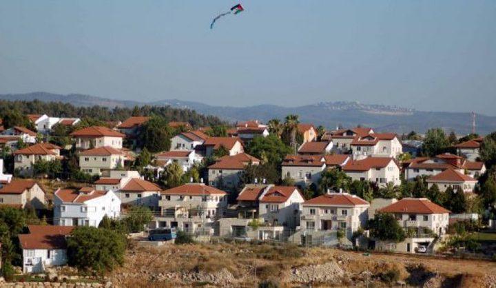 الاحتلال يصادق على بناء (700) وحدة سكنية بمستوطنات الضفة