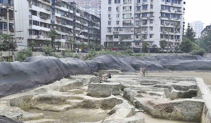 إكتشاف معبد صيني قديم بعمر ألف عام