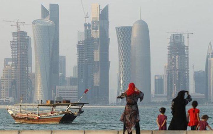 """قطر تواجه ارتفاع حاد بتأمين """"مخاطر التخلف عن السداد"""""""