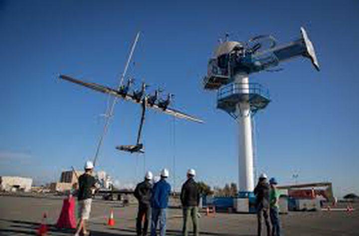 مولدات كهرباء طائرة من غوغل إكس