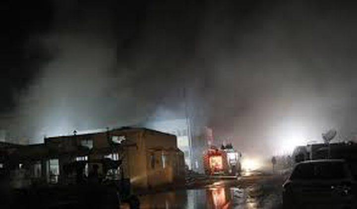 الهند: مقتل 20 شخصاً في انفجار بمصنع للألعاب النارية