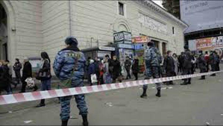 كييف: انفجار عبوة ناسفة في حرم السفارة الأميركية