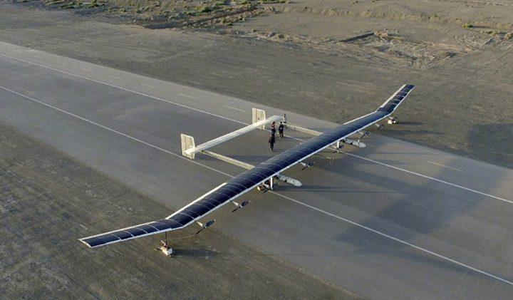 الصين تنجح في تجربة أكبر طائرة بدون طيار