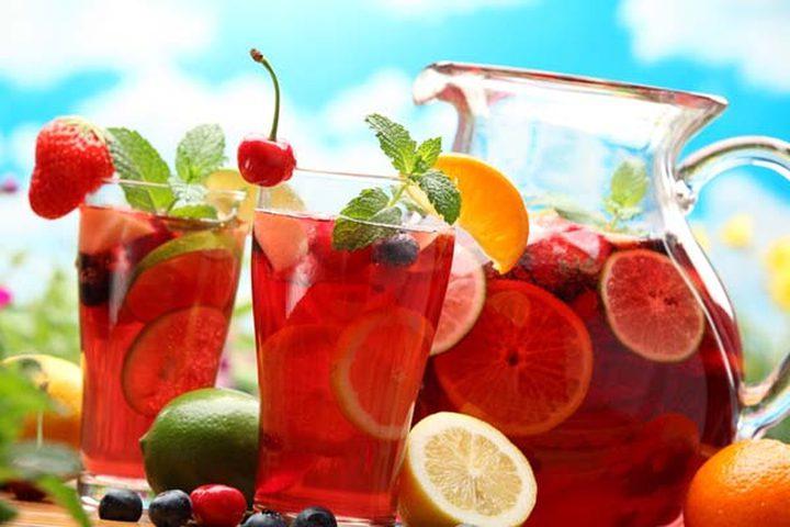 تعرفوا على أفضل 7 مشروبات لصحتكم