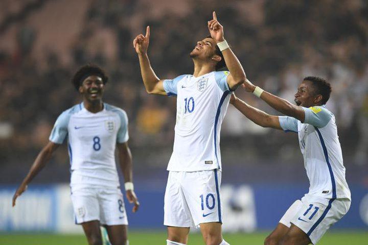 إنجلترا تضرب موعدا مع فنزويلا في نهائي مونديال الشباب