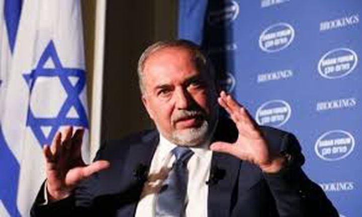 ليبرمان : على أميركا مطالبة لبنان بالعمل ضد حماس