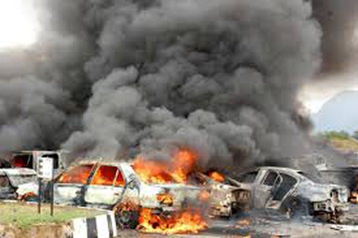 20 قتيلا على الأقل بتفجير انتحاري جنوب بغداد