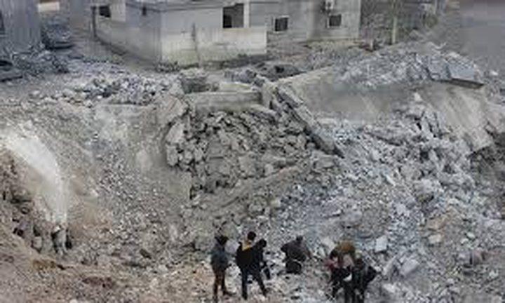 مقتل 17 مدنيا بقصف للتحالف على الرقة