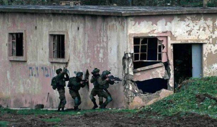 تدريبات إسرائيلية تحاكي احتلال قرى سورية ولبنانية