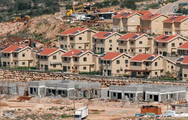 إسرائيل أقرت بناء 3178 وحدة استيطانية جديدةخلال يومين