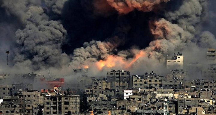 محلل إسرائيلي..غزة على وشك الإنفجار