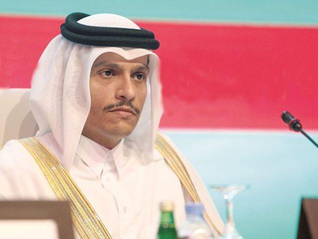 وزير خارجية قطر: لا ندعم حماس