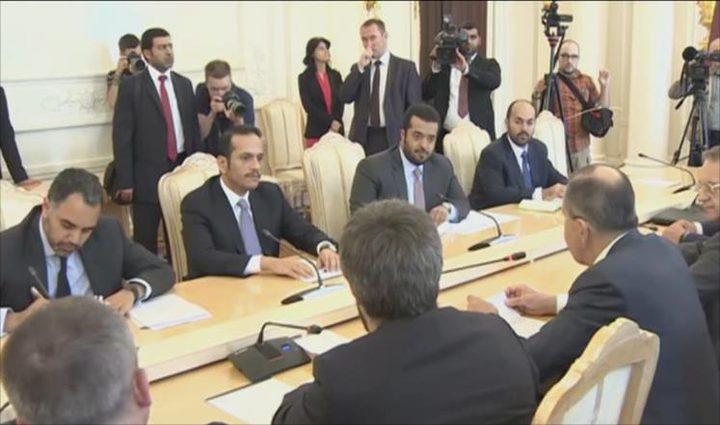 قطر تأكد على تمسكها بحل الأزمة ضمن مجلس التعاون الخليجي