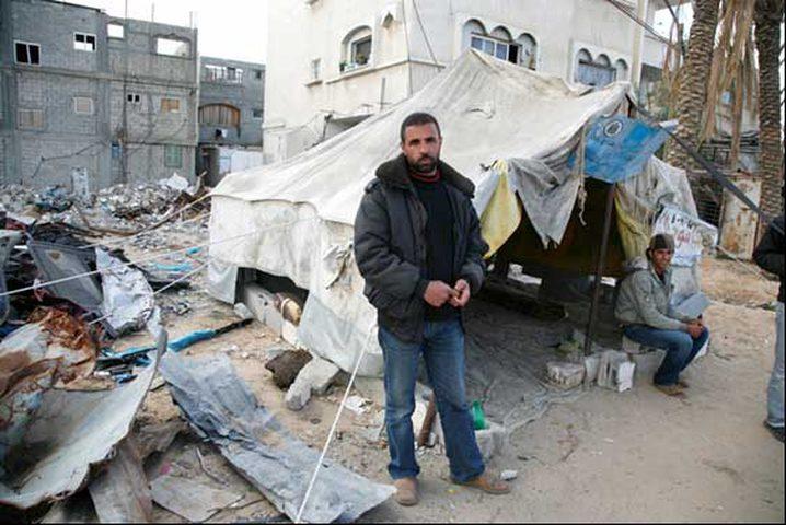مركز حقوقي: الحصار على غزة ترك آثارا مدمرة على السكان