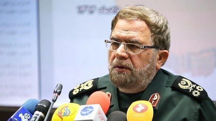جنرال إيراني: طهران تمتلك أدلة تثبت دعم واشنطن لداعش