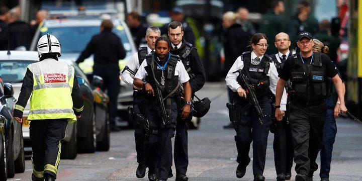 شرطة لندن تنشر أسلحة مهاجمي جسر لندن.