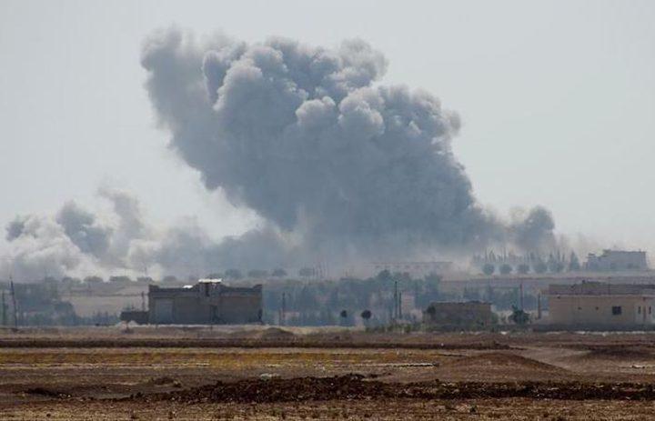 ضربة جوية تدفن 20 مدنيا تحت الأنقاض في الموصل