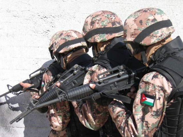 الجيش الأردني يقتل 5 أشخاص حاولوا التسلل من سوريا