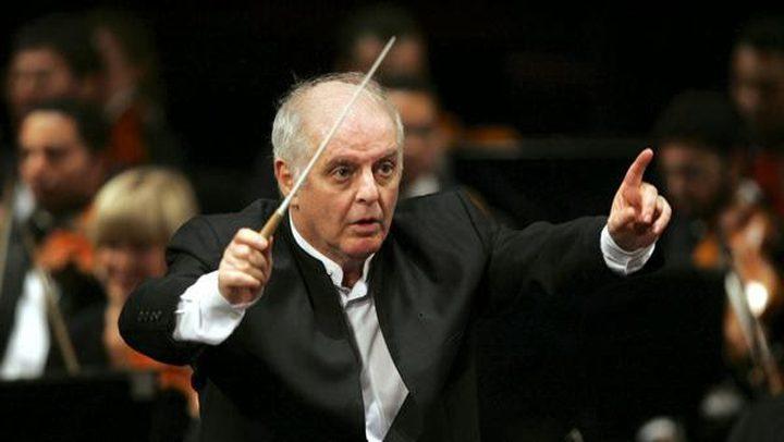موسيقار يهودي :يجب إنهاء الاحتلال وإقامة الدولة الفلسطينية