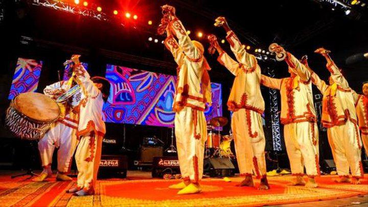 إنطلاق مهرجان الـ كناوة في المغرب