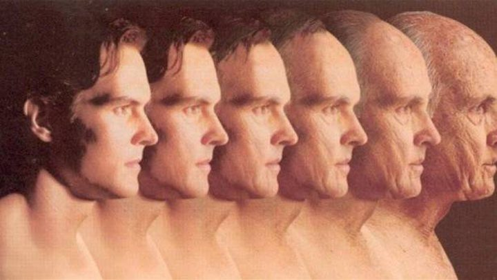 ما هي المخاوف التي يشعر بها الرجل مع التقدم في السنّ؟