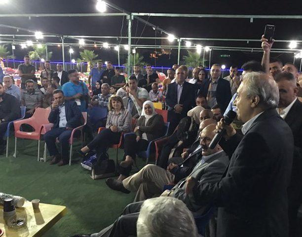 اللواء فرج: نحن مع الوحدة العربية
