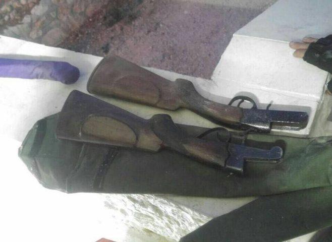 الاحتلال يزعم ضبط أسلحة في بيت لحم