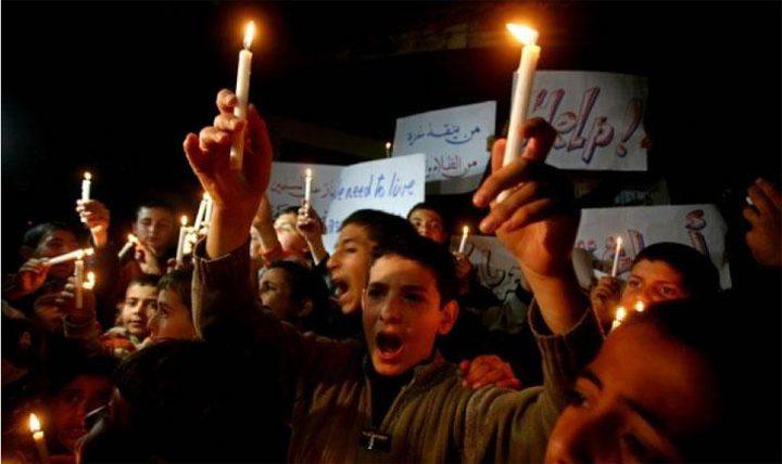 جمعية حقوقية إسرائيلية تطالب بمنع تقليص الكهرباء لغزة