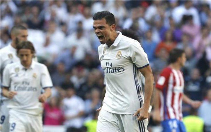 ريال مدريد يستقر على بديل بيبي