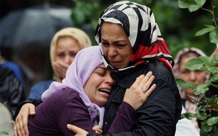 استشهاد شقيقين فلسطينيين في تدمر