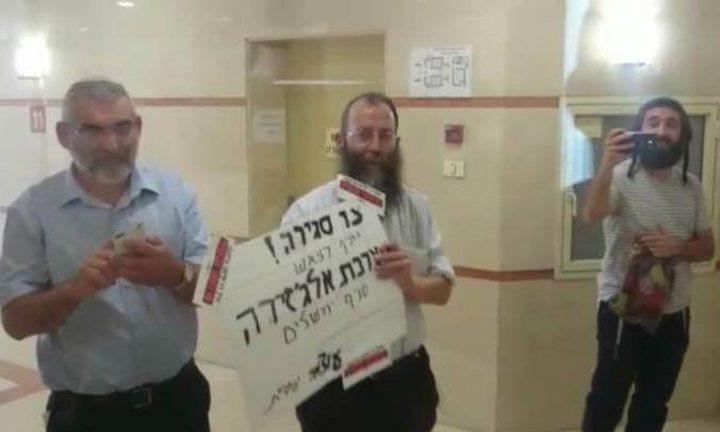 توجه اسرائيلي لاغلاق مكاتب الجزيرة في القدس