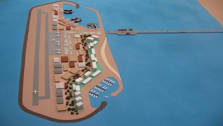 إسرائيل تناقش إنشاء جزيرة اصطناعية في غزة