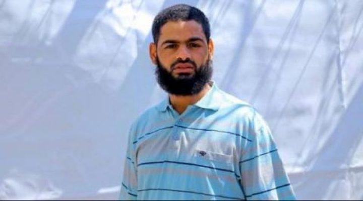 الاسير محمد علان يعلن اضرابه عن الطعام