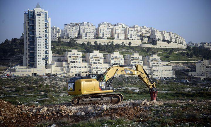 بلجيكا تدين إعلان إسرائيل عن بناء وحدات استيطانية