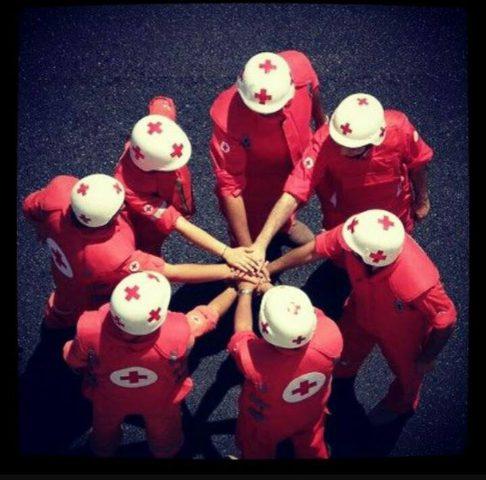 انطلاق حملة اعلامية للصليب الأحمر