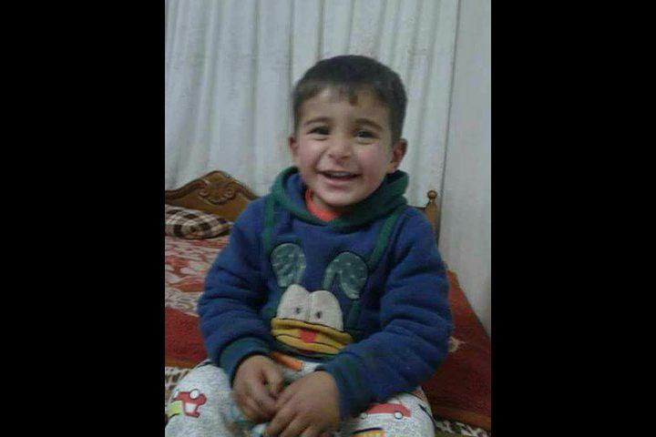 وفاة طفل اثر سقوطه في طنجرة لبن