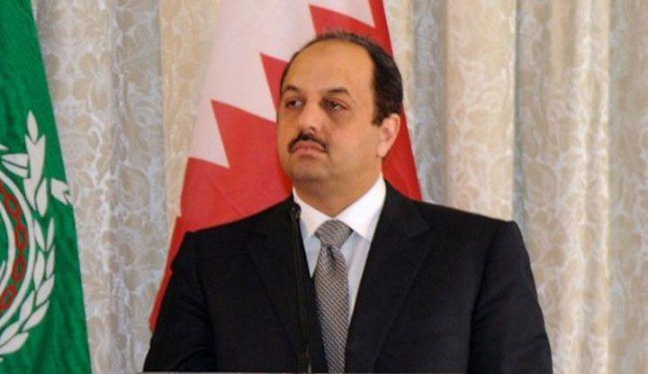 وزير قطري يزور واشنطن لحل الأزمة القطرية