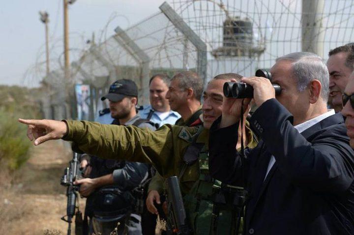 نتنياهو يخشى من قيادته لكتيبة على حدود غزة